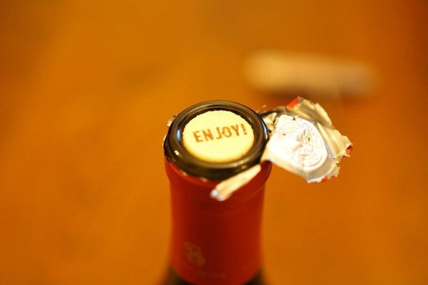 INSPIRED EXPERIENCE   ENJOY WINE