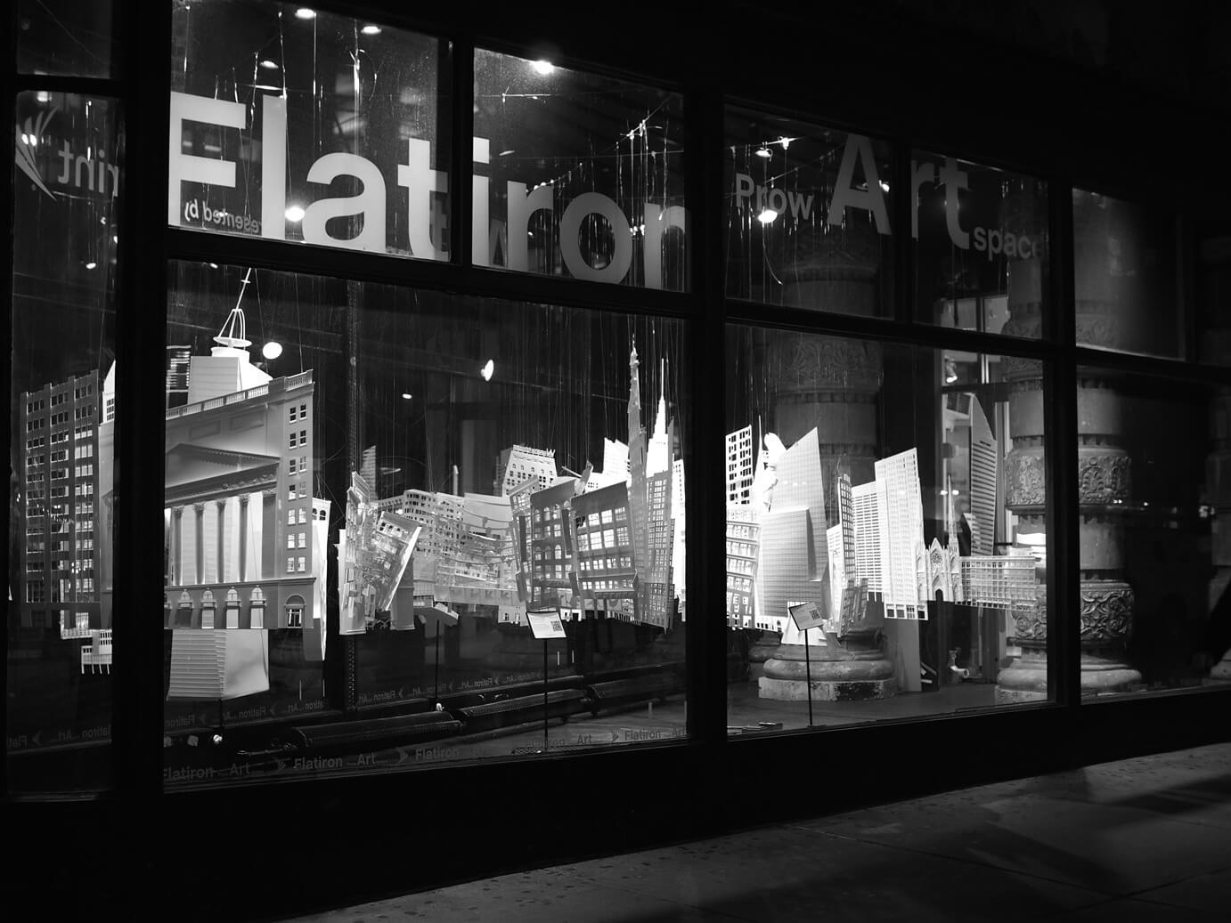 INSPIRED EXPERIENCE | FLAT IRON
