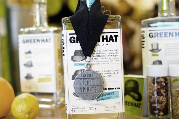 INSPIRED EXPERIENCE | GREEN HAT GIN