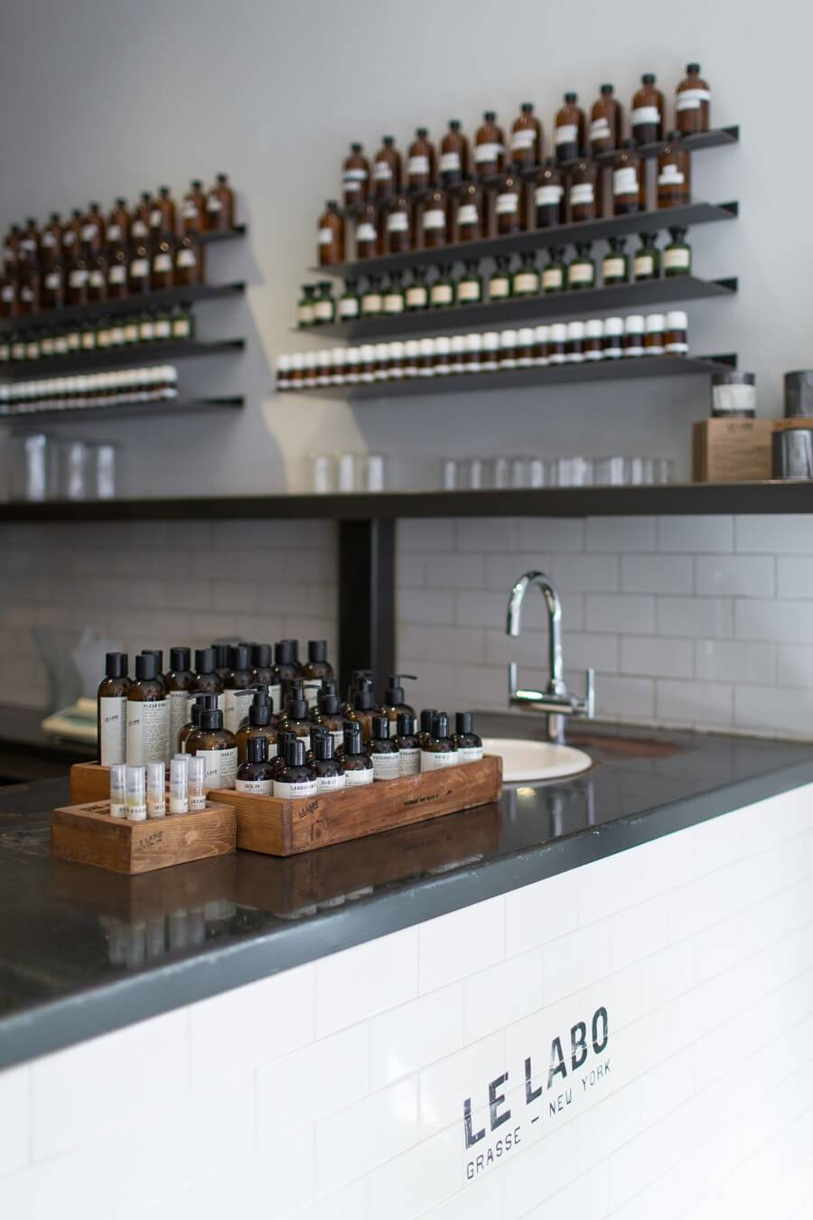 INSPIRED EXPERIENCE | LE LABO