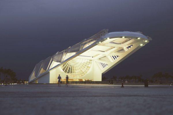 INSPIRED EXPERIENCE   MUSEU DO AMANHA