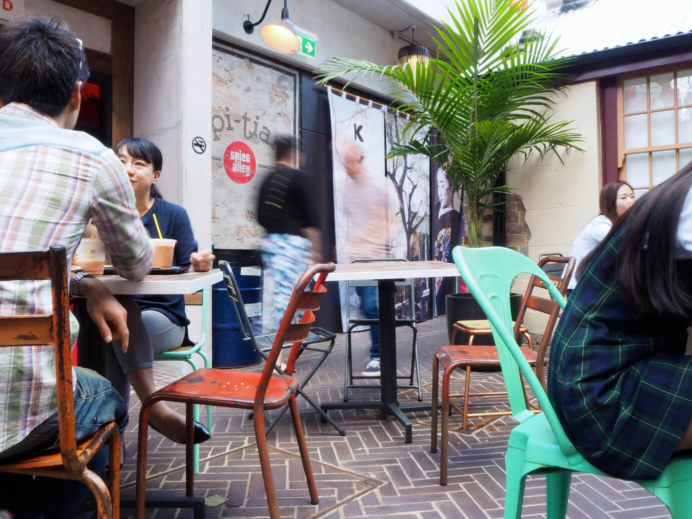 INSPIRED EXPERIENCE | SPICE ALLEY