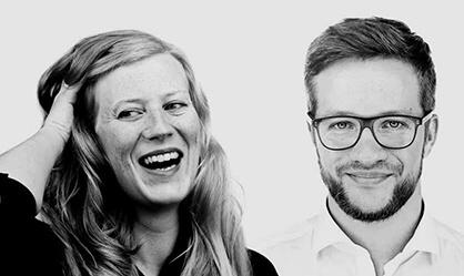 INSPIRED EXPERIENCE   Beke Fahrenbach & Rönke von der Heide